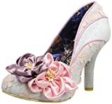Irregular Choice Peach Melba, Damen Pumps, Pink (Pink), 42 EU (8 UK)