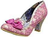 Irregular Choice Damen Kanjanka Pumps, Pink (Pink), 36 EU