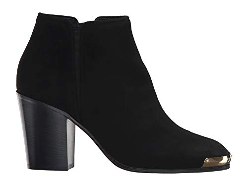 Giuseppe Zanotti Luxury Fashion Design Damen I67020001 Schwarz Wildleder Stiefeletten | Jahreszeit Outlet