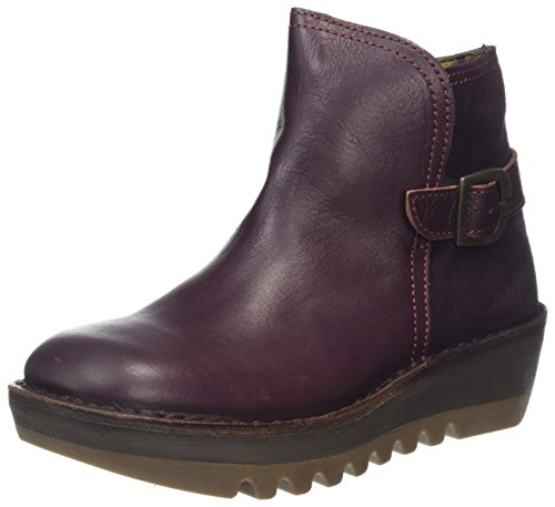 Fly London Damen Josi956fly Stiefel, Violett (Purple), 42 EU