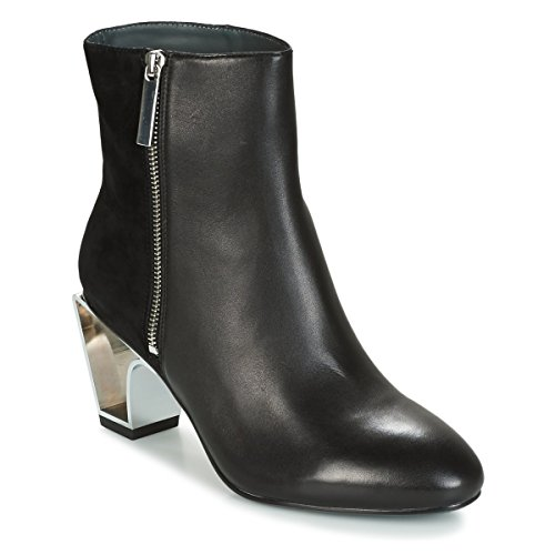 United Nude Icon Boot Mid Stiefelletten/Boots Damen Schwarz - 37 - Low Boots Shoes