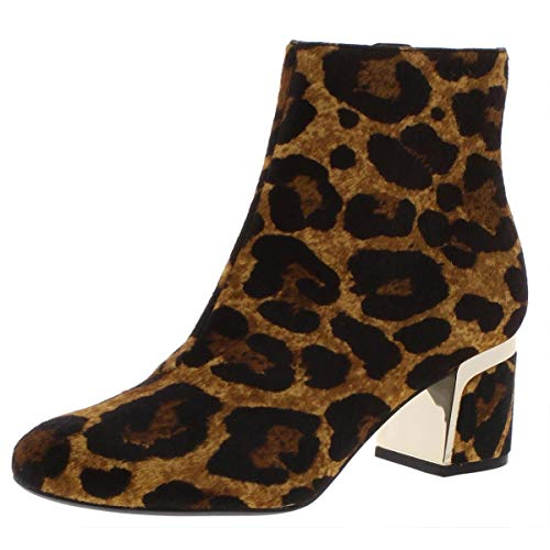DKNY Corrie Ankle Boots Camel Size 7.5M