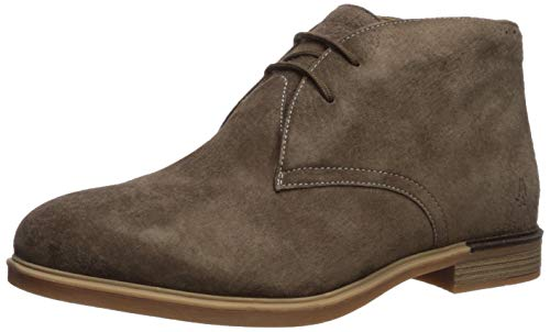 Hush Puppies Damen Bailey Boot Chukka, Stiefel, Pilz-Wildleder, 43 EU