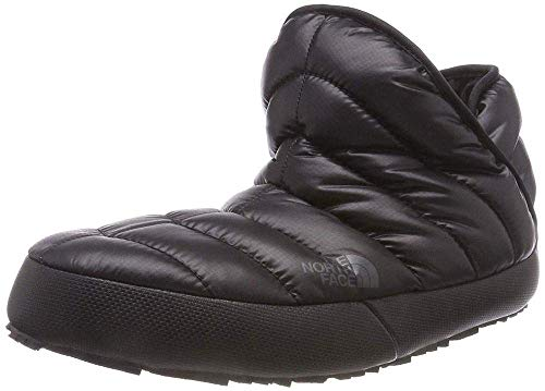 THE NORTH FACE TB Tracton Bootie W Hüttenschuhe Shiny Black