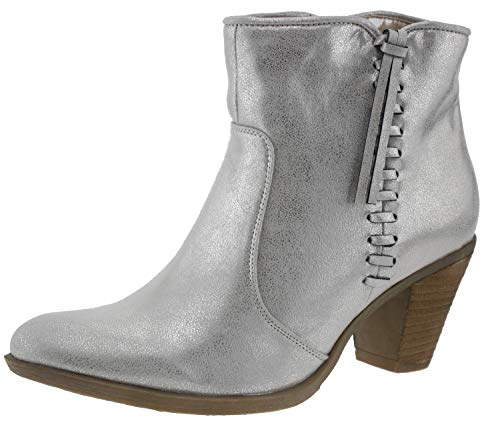 Laura Scott 219859 Ankle Boots Gold metallic, Groesse:42.0