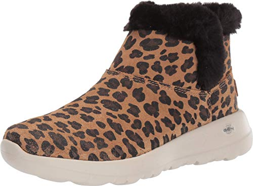 Skechers On-the-go Joy, Damen Kurzschaft Stiefel, (Chestnut Suede Csnt), 38 EU (5 UK)