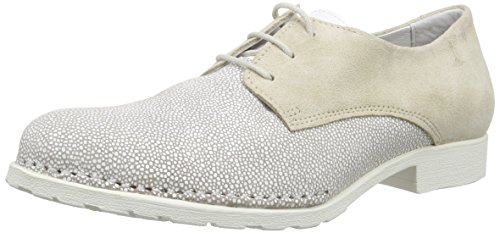Goldmud Damen Kolpino Lady Derby, Grau (combi lamb), 37 EU