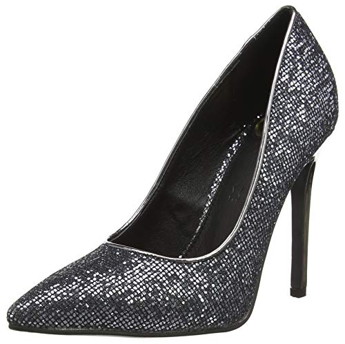Buffalo Damen FEMI Pumps, Grau (Pewter 001), 39 EU