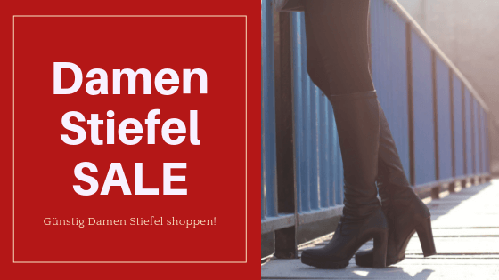 Damen Stiefel SALE