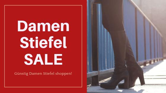 Damen Stiefel SALE