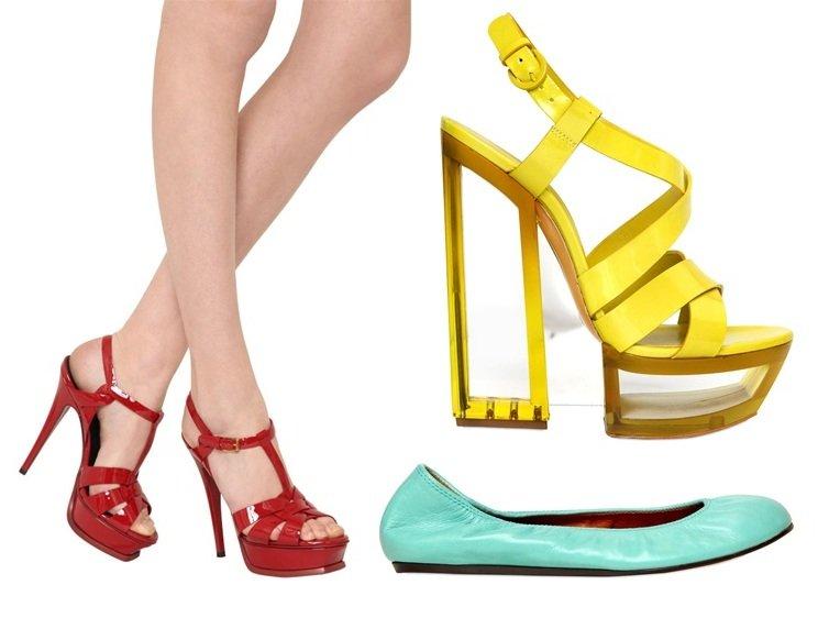 Wie finde ich den passenden Schuh für den Frühling?