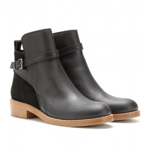 Acne Clover Ankle-Boots