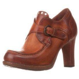 AirStep YELL High Heel Stiefelette brown