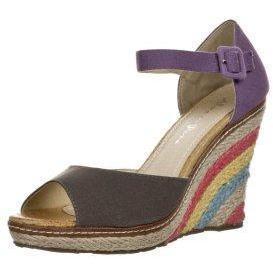 Alma en Pena High Heel Sandalette combi taupe