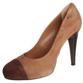 Andrea Morelli High Heel Pumps marron/cuoio