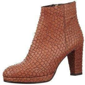 Ann Tuil CAROLE Ankle Boot cuoio