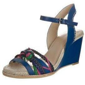 Bronx High Heel Sandalette electric blue