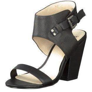 Bronx High Heel Sandalette Sandalette schwarz