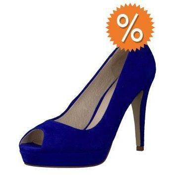Bronx Peeptoe blau