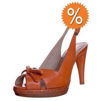 Bruno Premi CAPRA High Heel Sandalette arancio