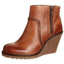 Buffalo Ankle Boot cognac