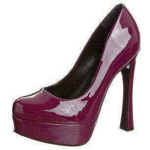 Buffalo High Heel Pumps rouge