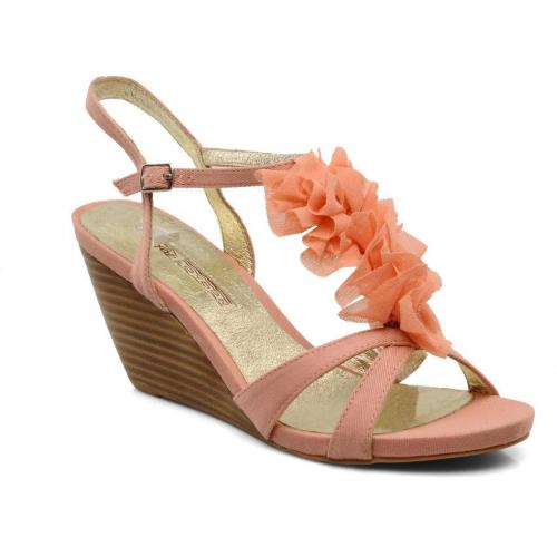 Buffalo - Invente by Buffalo - Sandalen und Sandaletten für Damen / rosa