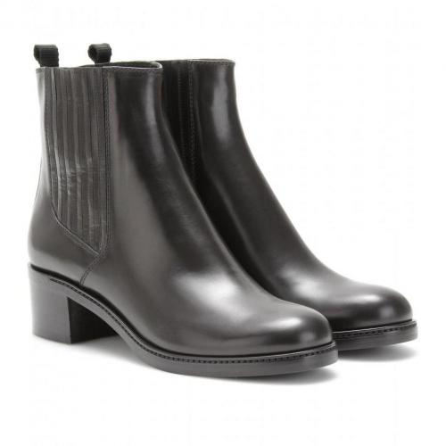 Gianvito Rossi Ankle-Boots aus Leder