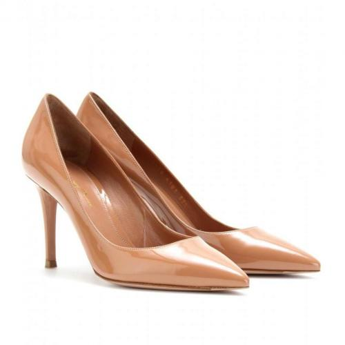 Gianvito Rossi Lacklederpumps