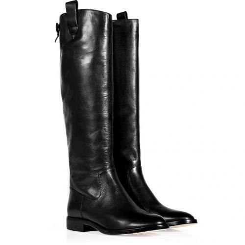 Kors Michael Kors Black Leather Boots
