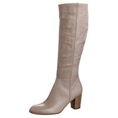 Lamica ESISKA Stiefel creme/white