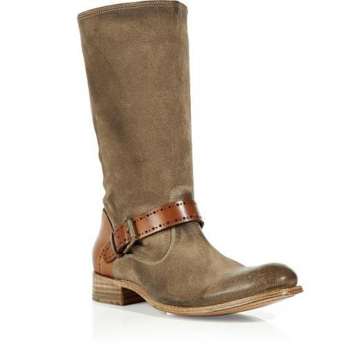 N.d.c. Antelope Suede Vintage Boots