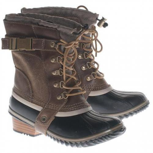 Sorel Conquest Carly Short Brown