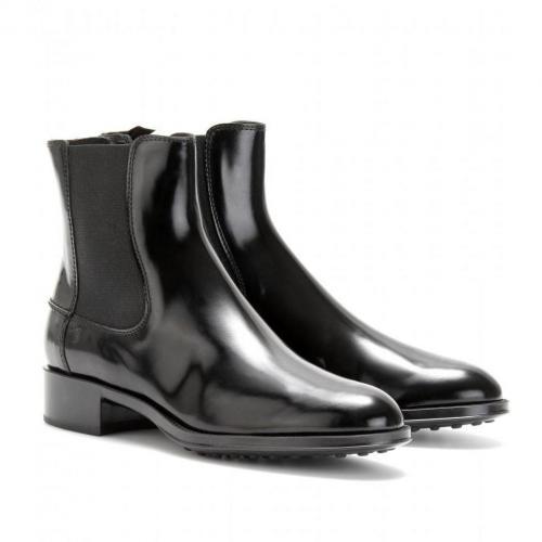 Tod's Chelsea-Boots aus Boxcalf-Leder