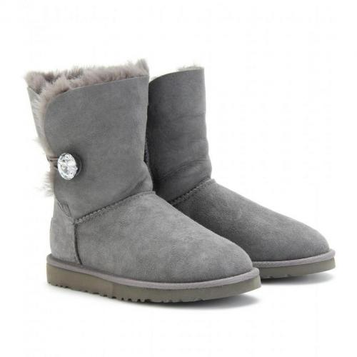 UGG Australia Bailey Bling Boots Grey