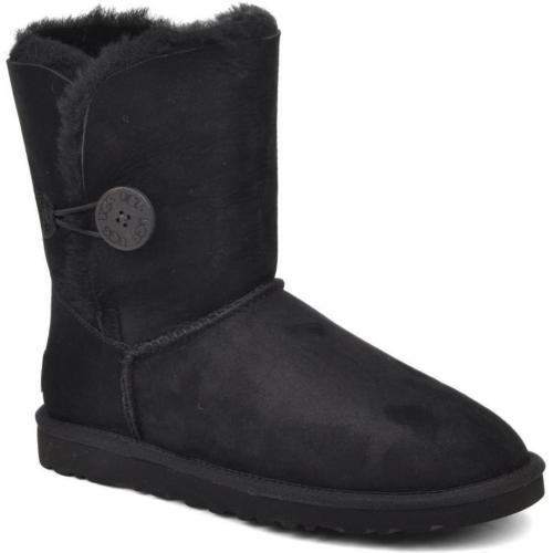 ugg boots schwarz damen