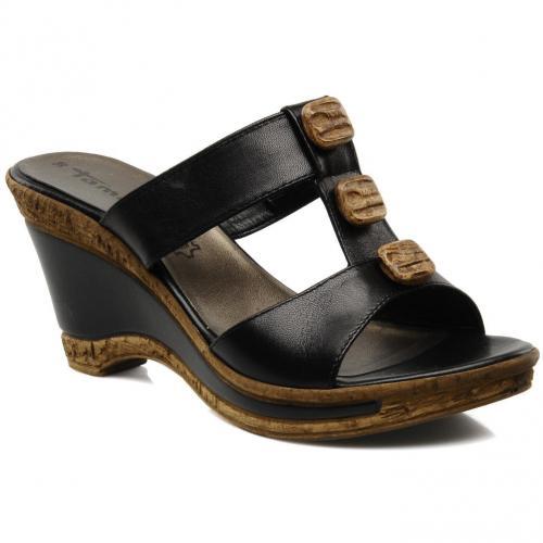 tamaris saze by tamaris sandalen und sandaletten f r. Black Bedroom Furniture Sets. Home Design Ideas